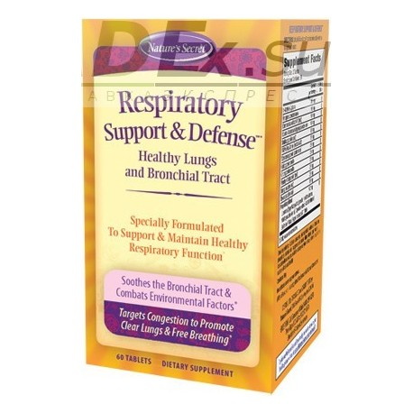 Respiratory Support&Defense