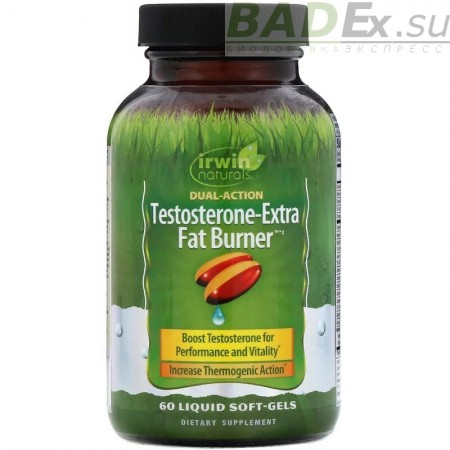 Testosterone-Extra Fat Burner